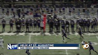 Helix vs St. Augustine