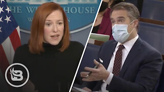 Reporter Gets Under Press Sec.'s Skin When He Actually Asks Tough Questions