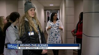 News Literacy Week: Behind the scenes of our collaboration with Wauwatosa West High School