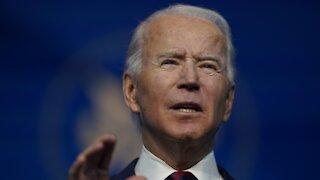 President-elect Biden To Receive Vaccine Monday