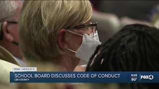 Lee County School Board meeting to discuss transgender sudents