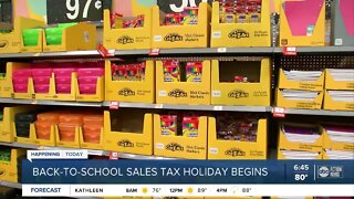 Florida's 2020 Back-to-School Sales Tax Holiday: Everything you need to know