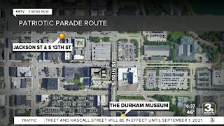 Memorial Day festivities kick off downtown Friday night