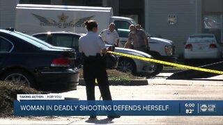Woman shoots, kills armed man at Brandon apartment complex