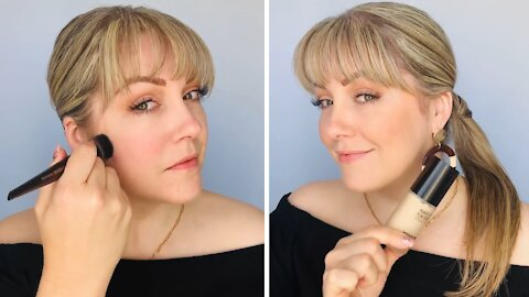 How to pull off that dewy skin technique