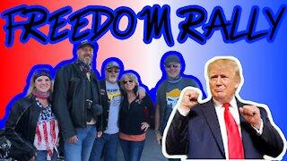 Trump 2020 Auburn CA Freedom Rally