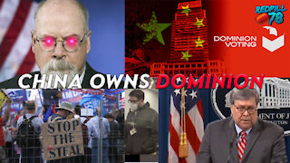 China OWNS Dominion, Durham Already a Special Counsel!