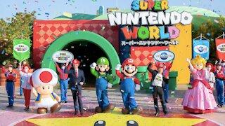 Super Nintendo World Opens at Universal Studios Japan