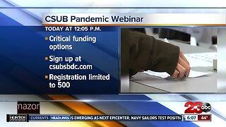 Pandemic Webinar