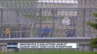 Inmates file class action lawsuit against MDOC over COVID-19 response