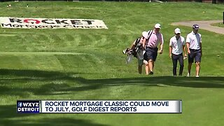 Report: Rocket Mortgage could move to July