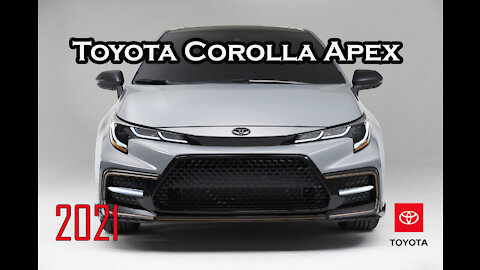 2021 Toyota Corolla APEX Edition a REAL performance compact sedan And Why You Maybe Shouldn't Buy It