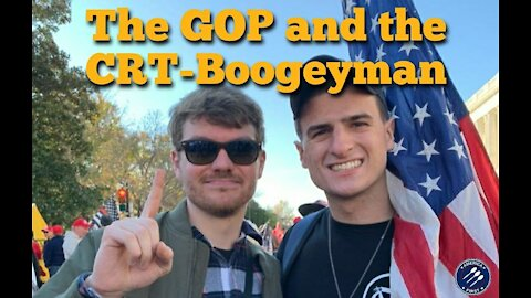 Orthodoxy First interview with Nick Fuentes || The GOP and the CRT-Boogeyman