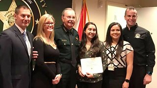 Palm Beach County Sheriff's Office honors dispatchers