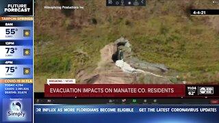 Piney Point leak impact on residents