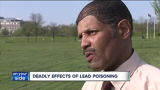 Father who lost son to lead poisoning speaks out