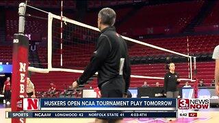 Nebraska volleyball ready for NCAA Tournament