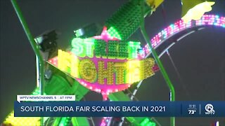 Traditional 2021 South Florida Fair canceled, replaced with smaller event