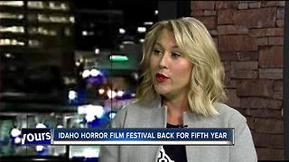 Idaho Horror Film Festival back in Boise for fifth year