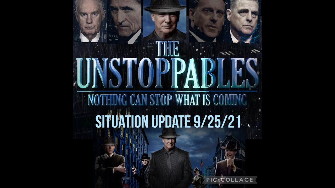 Situation Update: The Unstoppables - Nothing Can Stop What's Coming! Trump Won 5 Times Over in One AZ County! - We The People News Must Video