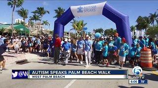 Autism Speaks Palm Beach walk held in West Palm Beach