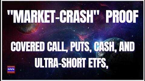 Market Crash Proof Options | Call | Puts | Ultra Short ETFs | cash Nik Nikam