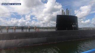 Native Idahoans will serve on the Navy's U.S.S Idaho nuclear submarine