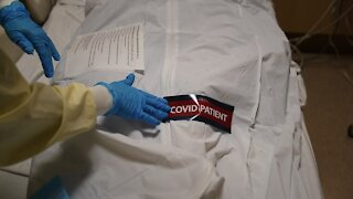 U.S. Surpasses 600K COVID Deaths