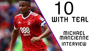 10 With Teal | Michael Mancienne Joins Us