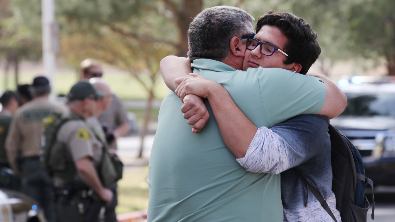 After A Shooting, Mental Health Needs Are Immediate