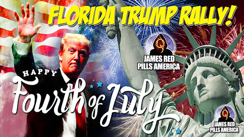 President Donald Trump's Full Speech at Sarasota Florida Rally on July 3rd - Happy Independence Day!