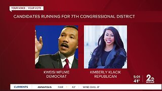 Special election for 7th Congressional District