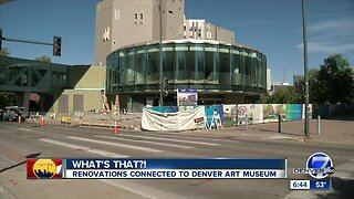 What's That?: Denver Art Museum's new welcome center