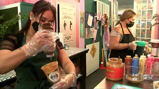 Mother-daughter duo open sweet new business in Seminole Heights