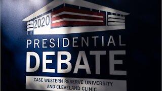 Trump And Biden Debate Tonight