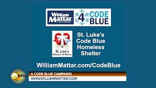 WILLIAM MATTAR 4 CODE BLUE