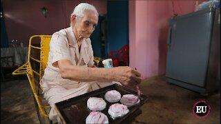 Las nueve décadas de María Narciza Bustillo, la mente detrás de las María Luisas