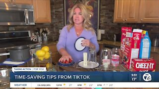 Kitchen TikTok Hacks