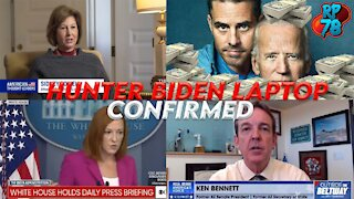 Hunter Biden Laptop Confirmed, AZ Audit Coming, Powell To Depose Coomer