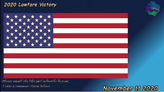 2020 Lawfare Victory