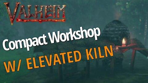 How To Make A Compact Workshop - Valheim