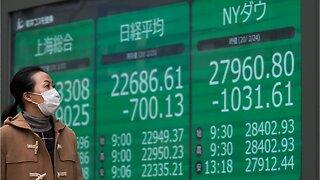 Wall Street Rises, Oil Gains, Congress Readies Aid
