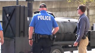 Stolen smoker returned to downtown sports grill