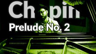 Chopin Preludes Op. 28 No.2   Valentyn Smolianinov