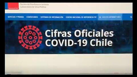 Analizando friamente la pandemia Covid en Chile con las cifras oficiales