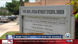 Community leaders talk about recent violence