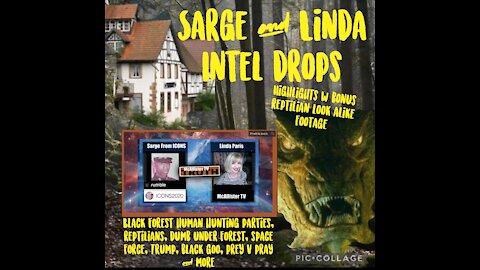 SARGE & LINDA INTEL DROPS