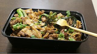 Pad See Ew: Thai Stir Fry Noodles