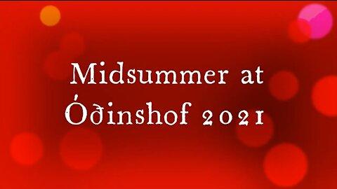 AFA Midsummer at Óðinshof 2021