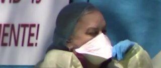 Nurse speaks on dealing with COVID-19